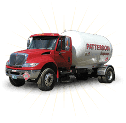 Patterson Fuels Truck